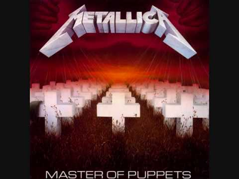 Master of Puppets (1986) (Song) by Metallica