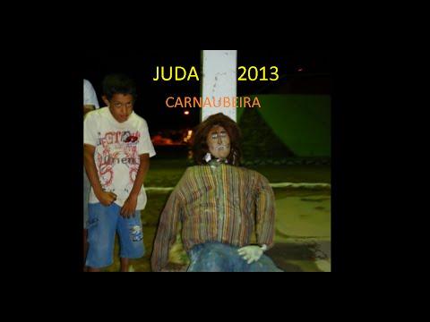 Judas 2013 Carnaubeira da Penha