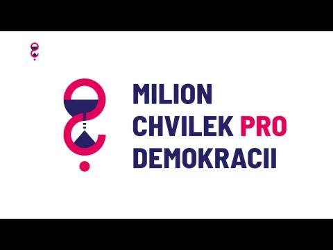 Jednou provždy ne komunistům - Demonstrace 5. 6. 2018 - Živý přenos
