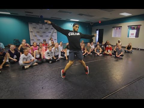 Pause Eddie Chicago Footwork Intensive At Steps 2017