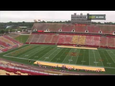 25th - Highlights from Ames, Iowa where the Bison won a FCS-record 25th straight game beating Iowa State 34-14 on August 30, 2014. Subscribe to our YouTube channel for new videos and visit GoBison.com...