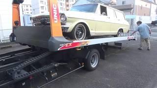 Video 1964Chevrolet  NOVA Wagon入院~ (*´▽`*) Lowrider production of Japan MP3, 3GP, MP4, WEBM, AVI, FLV April 2019