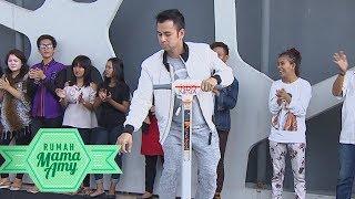 Video Kerennn!! Raffi dan Irfan Hakim Ketagihan Main Air Wheel Nih - Rumah Mama Amy (4/10) MP3, 3GP, MP4, WEBM, AVI, FLV Oktober 2017