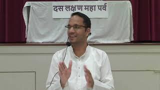 Shastri Vipin Jain Day 3, Sep 16th 2018