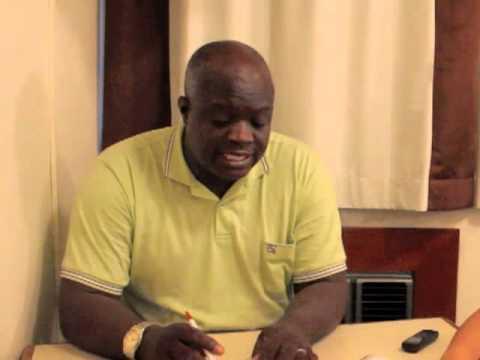 Entrevista - Rev. Antônio Bento, Angola