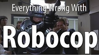 Video Everything Wrong With Robocop In 7 Minutes Or Less MP3, 3GP, MP4, WEBM, AVI, FLV Desember 2018