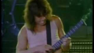 Summer Nights Van Halen