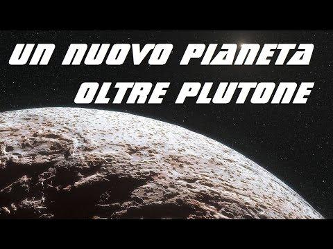scoperto un nuovo pianeta oltre plutone!