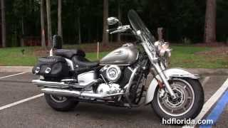 8. Used 2006 Yamaha XVS11V V-Star 1100 Motorcycles for sale