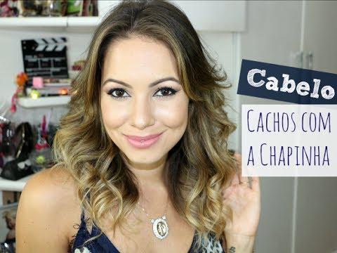 DICAS PARA FAZER CACHOS COM A CHAPINHA por Juliana Goes