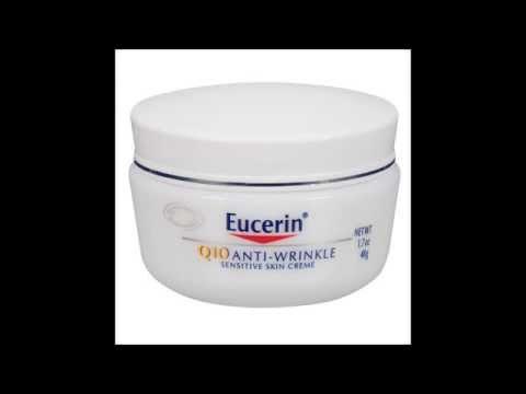 Eucerin Q10 Anti Wrinkle Sensitive Skin Creme