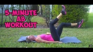 5-Minute AB Workout