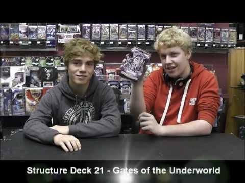 Karl's Yu-Gi-Oh! Chat Ep. 4 Gates Of the Underworld Opening