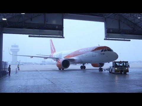Easyjet bleibt wegen Corona-Pandemie am Boden