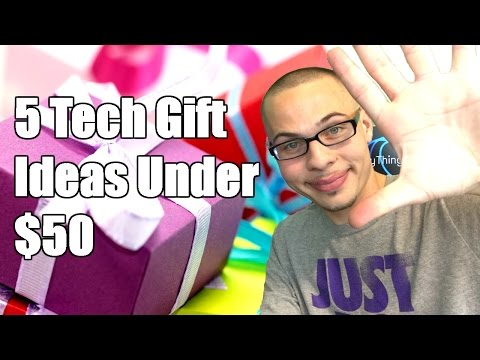 Video Top 5 Tech gifts under $50 download in MP3, 3GP, MP4, WEBM, AVI, FLV January 2017