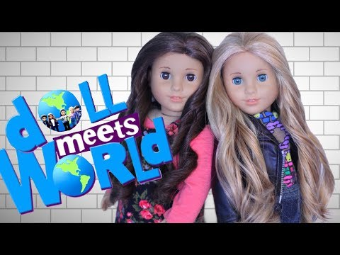 "Doll Meets World Episode 1, Season 1 ""Brave New World"""