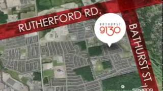 SENATOR HOMES BATHURST 9130 TOWN HOME TV COMMERCIALS - CANTONESE