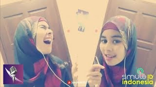 Tinggi Banget Suaranya !!! Little Mix Ft. Jason Derulo - Secret Love Song (Smule by Masyitah Masya)