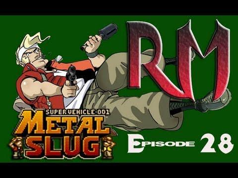 preview-Retro Mondays - Metal Slug Review (Kwings)