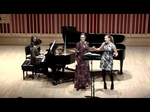 Candide 'We Are Women' - Bernstein (видео)
