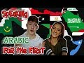 SPEAKING Arabic For The First Time