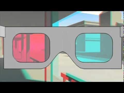 comment construire lunette 3d