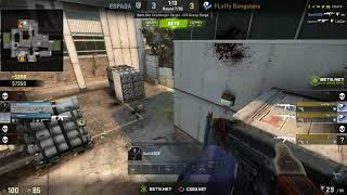 Espada vs Fluffy Gangsters, Bets.net Challanger Series