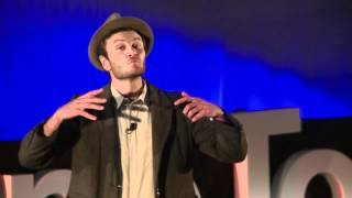 Video Language learning: Bridge to a better world: Craig Charnock at TEDxCapeTownED MP3, 3GP, MP4, WEBM, AVI, FLV Agustus 2018