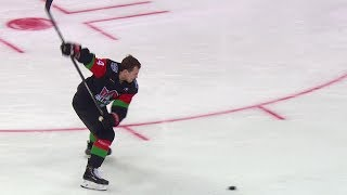 ASG 2019: Yelesin wins hardest shot contest