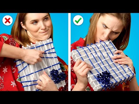 8 Christmas Pranks! Mean Gift Wrapping Ideas and Funny Pranks - Thời lượng: 12 phút.