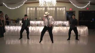 Awesome Wedding Dance - Smooth Criminal