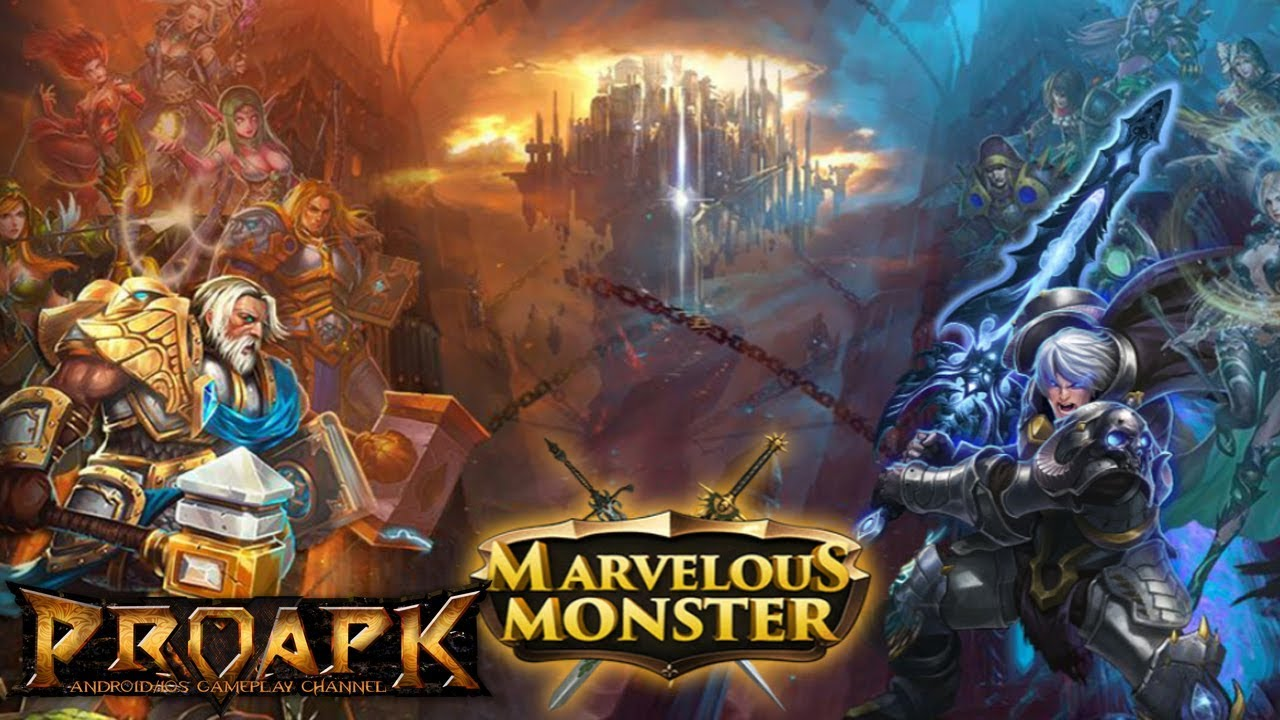 Marvelous Monster - Great War