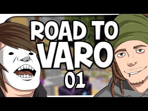 ROAD TO VARO #01 ☆ Minecraft VARO 2 - Survival Games mit ungespielt