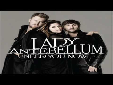 09 If I Knew Then - Lady Antebellum