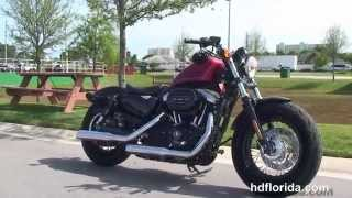 9. Used 2013 Harley Davidson Sportster 1200 Motorcycles for sale Pensacola
