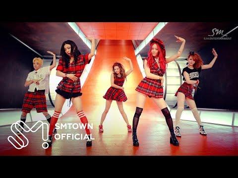 f(x) 에프엑스 '첫 사랑니 (Rum Pum Pum Pum)' MV (видео)