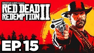 Red Dead Redemption 2 Ep.15 - MONEY LENDING AND OTHER SINS, MR. WRÓBEL!!! (Gameplay / Let's Play)