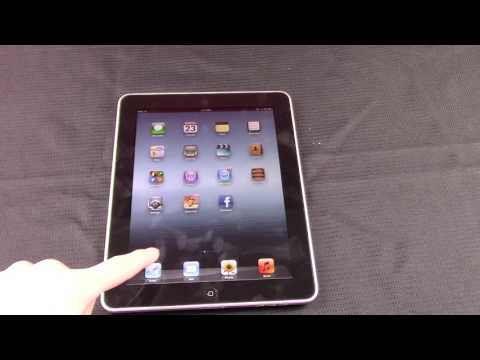 Apple Throwback #2 - 1st Gen iPad