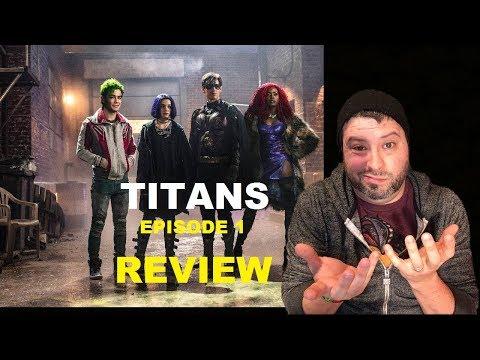 Titans Episode 1 2018 Review