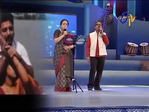 S.P.Sailaja  S.P.Charan Performance - Chinukulanni Kalasi Song - 20th July 2014 21 July 2014 12 PM