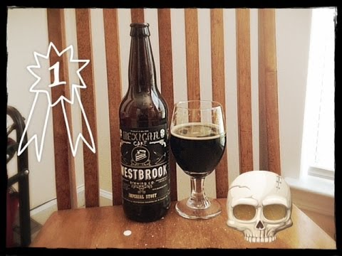 Brew Buddies:  Westbrook Brewing Mexican Cake Imperial Stout review