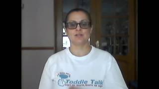 Toddle Talk Advent Calender 7 December