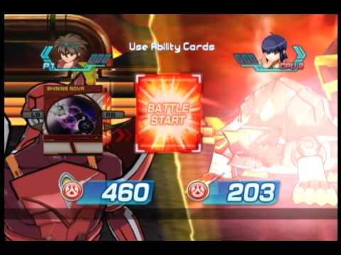 bakugan battle brawlers xbox 360 part 1