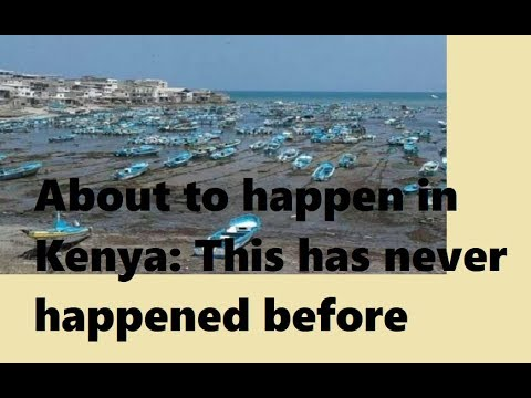 Never Seen Before Events About To Unfold In Kenya