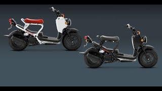 8. 2018 Honda Ruckus