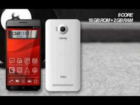 IMO Q8 Clarity - Spesifikasi dan Harga Februari 2014