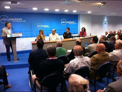 Tomás Burgos: El poder adquisitivo de las pensiones se garantiza superando la crisis