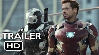Nonton Captain America  Civil War Official Trailer  1  2016  Chris Evans  Robert Downey Jr  Movie Hd Film Subtitle Indonesia Streaming Movie Download