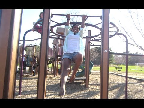 WHO'S STRONGER!!! April 21, 2014 | Naptural85 Vlog