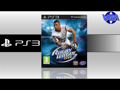 rugby league 2 playstation controls